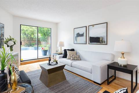 Condo for sale at 2935 Spruce St Unit 103 Vancouver British Columbia - MLS: R2388240