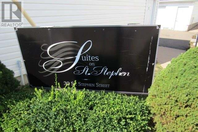 Condo for sale at 30 St. Stephen St Unit 103 Summerside Prince Edward Island - MLS: 202015898