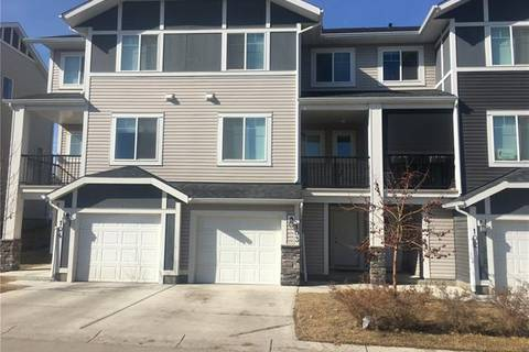 Townhouse for sale at 300 Marina Dr Unit 103 Chestermere Alberta - MLS: C4233969