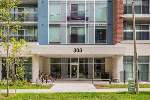 Condo for sale at 308 Lester St Unit 103 Waterloo Ontario - MLS: X4575054