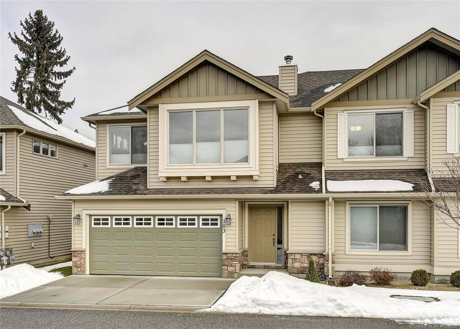 Townhouse for sale at 3155 Reimche Rd Unit 103 Lake Country British Columbia - MLS: 10202200