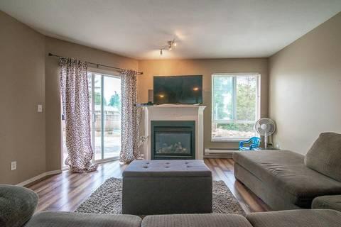 Condo for sale at 31831 Peardonville Rd Unit 103 Abbotsford British Columbia - MLS: R2395846