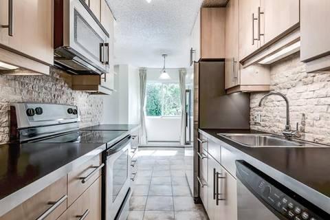 Condo for sale at 320 Cedar Cres Southwest Unit 103 Calgary Alberta - MLS: C4286289