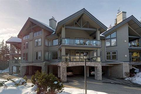 Townhouse for sale at 3201 Blueberry Dr Unit 103 Whistler British Columbia - MLS: R2435587