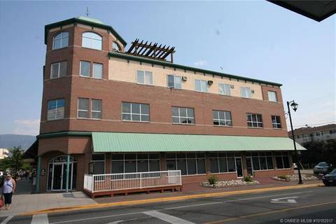 Commercial property for sale at 3334 30th Ave Unit 103 Vernon British Columbia - MLS: 10182917