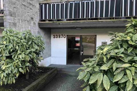 Condo for sale at 33870 Fern St Unit 103 Abbotsford British Columbia - MLS: R2442279