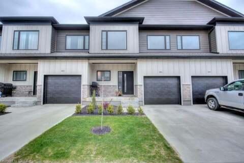 Townhouse for sale at 360 Quarter Town Line Unit 103 Tillsonburg Ontario - MLS: 40024638
