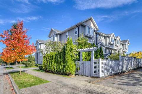 Townhouse for sale at 3760 Dominion St Unit 103 Burnaby British Columbia - MLS: R2434872