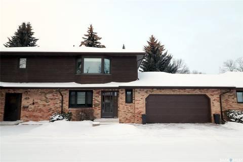 Townhouse for sale at 415 Heritage Cres Unit 103 Saskatoon Saskatchewan - MLS: SK788546