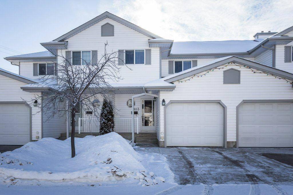 Townhouse for sale at 4302 48 St Unit 103 Leduc Alberta - MLS: E4186230