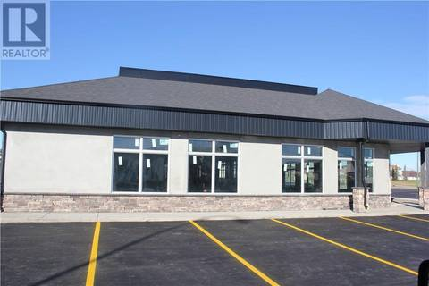 Commercial property for lease at 450 Vista Dr Se Apartment 103 Medicine Hat Alberta - MLS: mh0165986