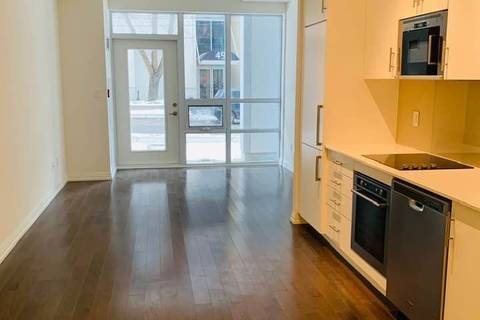 Apartment for rent at 460 Adelaide St Unit 103 Toronto Ontario - MLS: C4630068