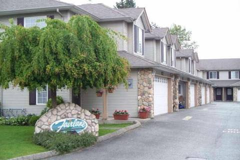 Townhouse for sale at 46451 Maple Ave Unit 103 Chilliwack British Columbia - MLS: R2329517