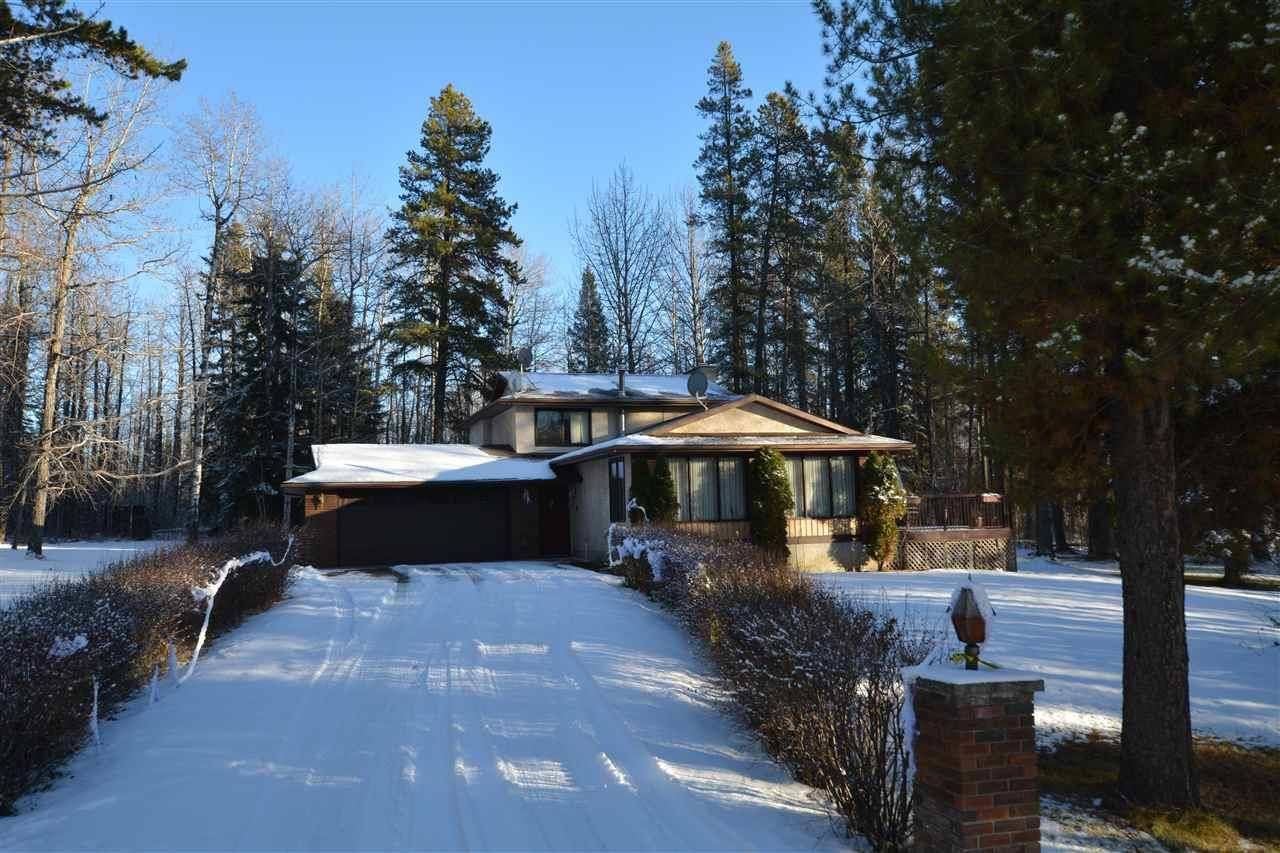 House for sale at 103 49510 Hy Rural Brazeau County Alberta - MLS: E4180772