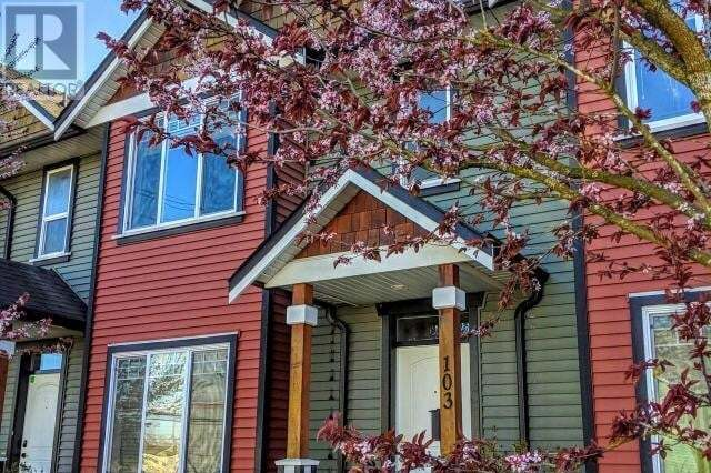 Townhouse for sale at 499 Milton St Unit 103 Nanaimo British Columbia - MLS: 467861