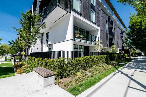 Townhouse for sale at 5085 Main St Unit 103 Vancouver British Columbia - MLS: R2366529