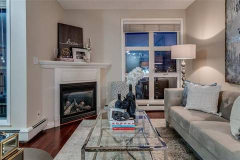 Condo for sale at 532 5 Ave Northeast Unit 103 Calgary Alberta - MLS: C4266994