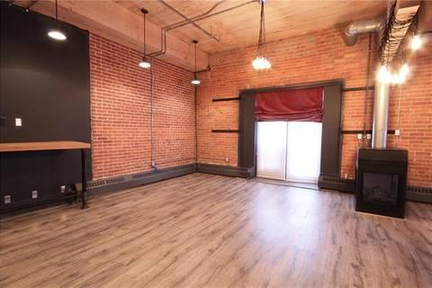 Condo for sale at 535 10 Ave Southwest Unit 103 Calgary Alberta - MLS: C4279633