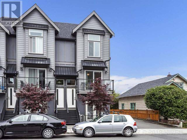 Townhouse for sale at 540 Franklyn St Unit 103 Nanaimo British Columbia - MLS: 458307