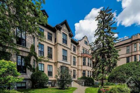Condo for sale at 589 Rideau St Unit 103 Ottawa Ontario - MLS: 1203949