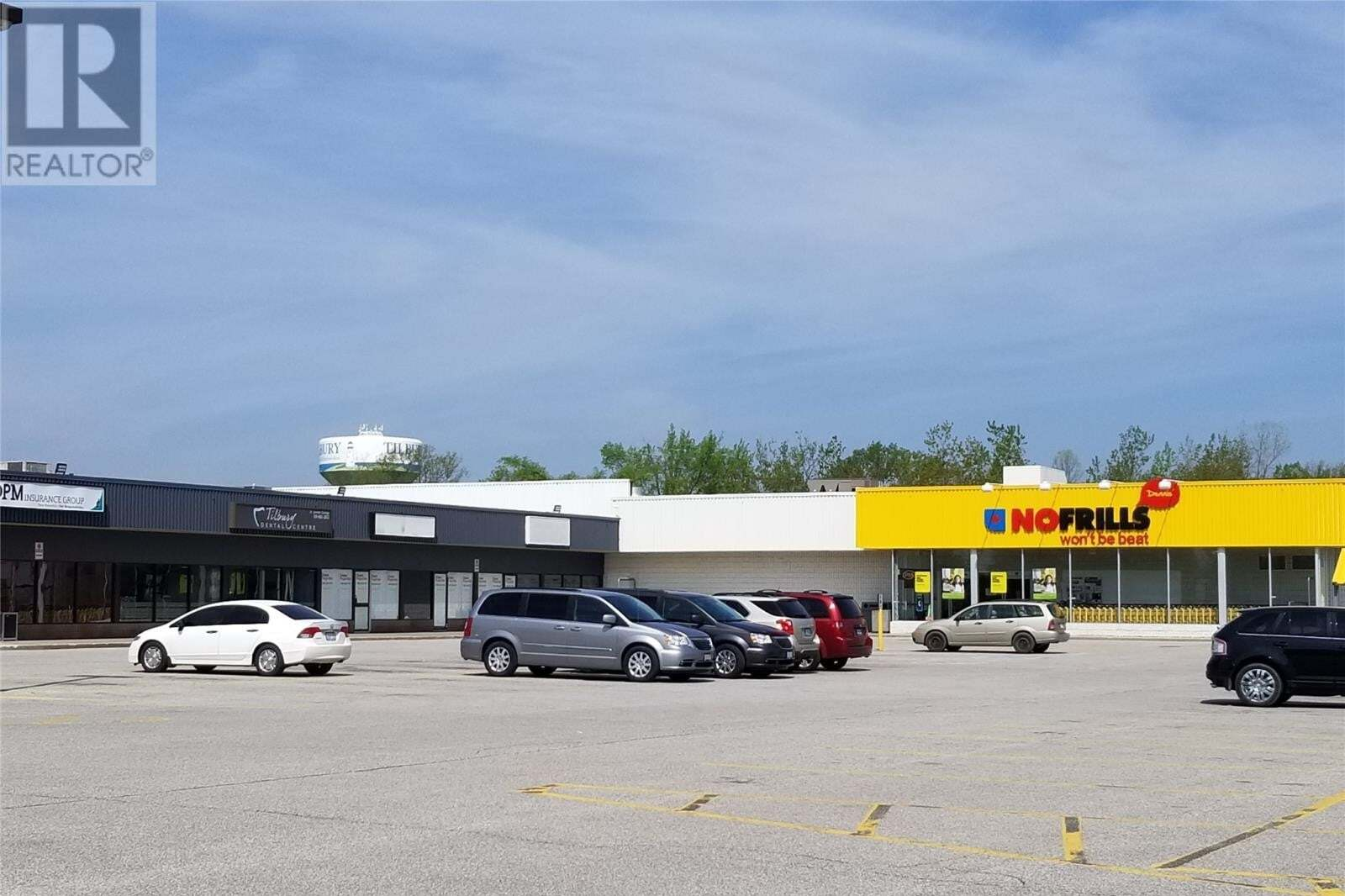 Commercial property for lease at 59 Mill  Apartment 103 Tilbury Ontario - MLS: 20012182