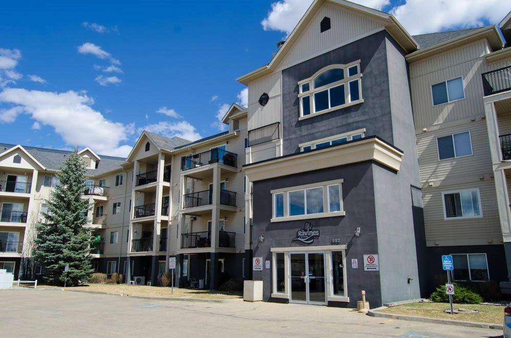 Condo for sale at 592 Hooke Rd Nw Unit 103 Edmonton Alberta - MLS: E4190377