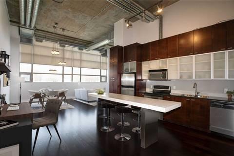 Condo for sale at 637 Lake Shore Blvd Unit 103 Toronto Ontario - MLS: C4736938