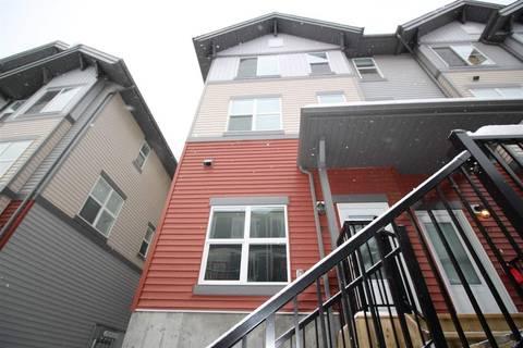 Townhouse for sale at 655 Watt Blvd Sw Unit 103 Edmonton Alberta - MLS: E4156590