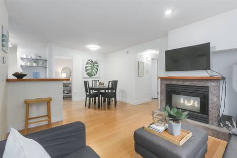 Townhouse for sale at 657 7th Ave W Unit 103 Vancouver British Columbia - MLS: R2348649