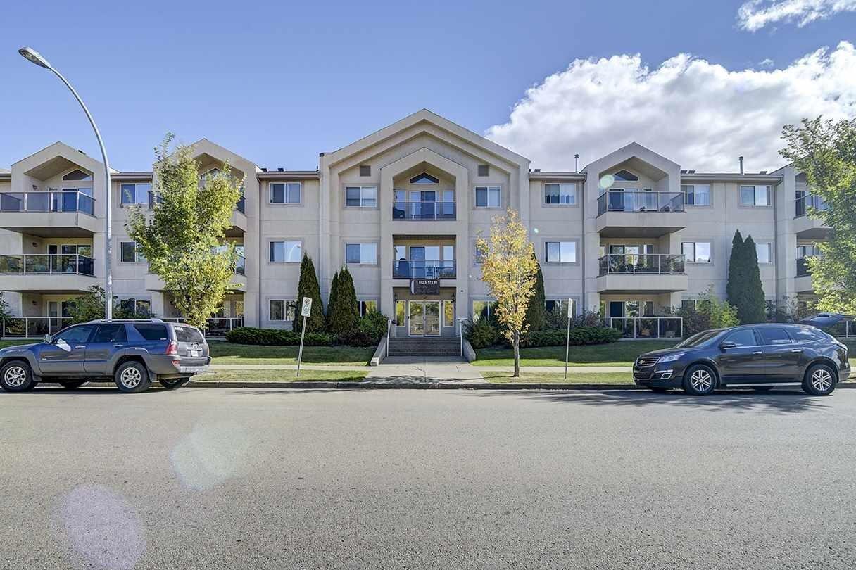 Condo for sale at 6623 172 St NW Unit 103 Edmonton Alberta - MLS: E4224265