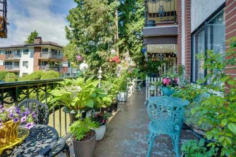Condo for sale at 707 Hamilton St Unit 103 New Westminster British Columbia - MLS: R2457595