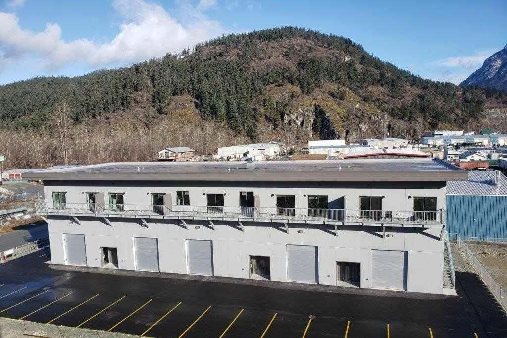 Commercial property for sale at 7322 Old Mill Rd Unit 103 Pemberton British Columbia - MLS: C8030288