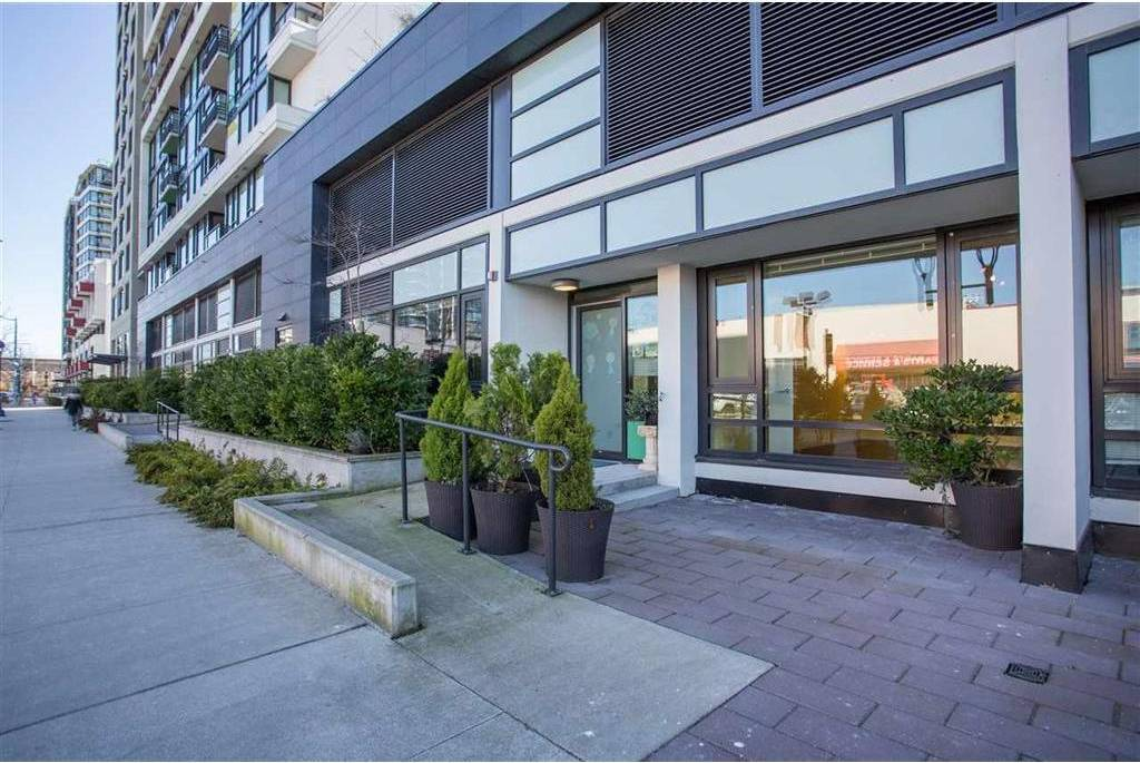 Commercial property for lease at 7788 Ackroyd Rd Apartment 103 Richmond British Columbia - MLS: C8027166
