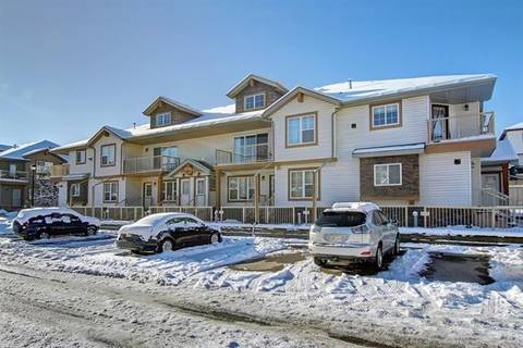 Townhouse for sale at 80 Panatella Landng Northwest Unit 103 Calgary Alberta - MLS: C4277652