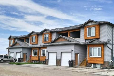 Townhouse for sale at 818 Schooner Dr Unit 103 Cold Lake Alberta - MLS: E4104834