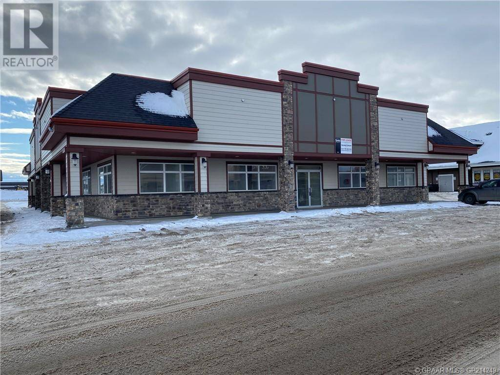 Commercial property for lease at 8301 99 St Apartment 103 Clairmont Alberta - MLS: GP214249