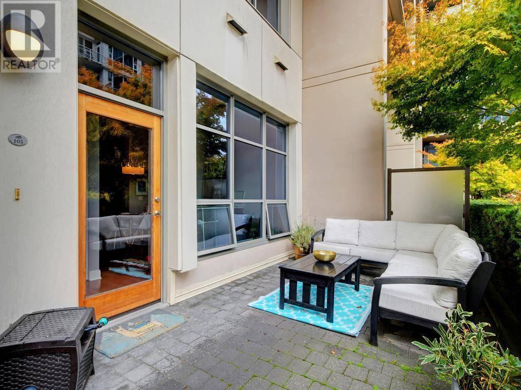 Condo for sale at 845 Yates St Unit 103 Victoria British Columbia - MLS: 416725