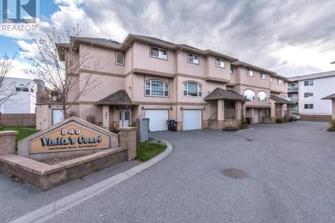 Townhouse for sale at 849 Winnipeg St Unit 103 Penticton British Columbia - MLS: 177843