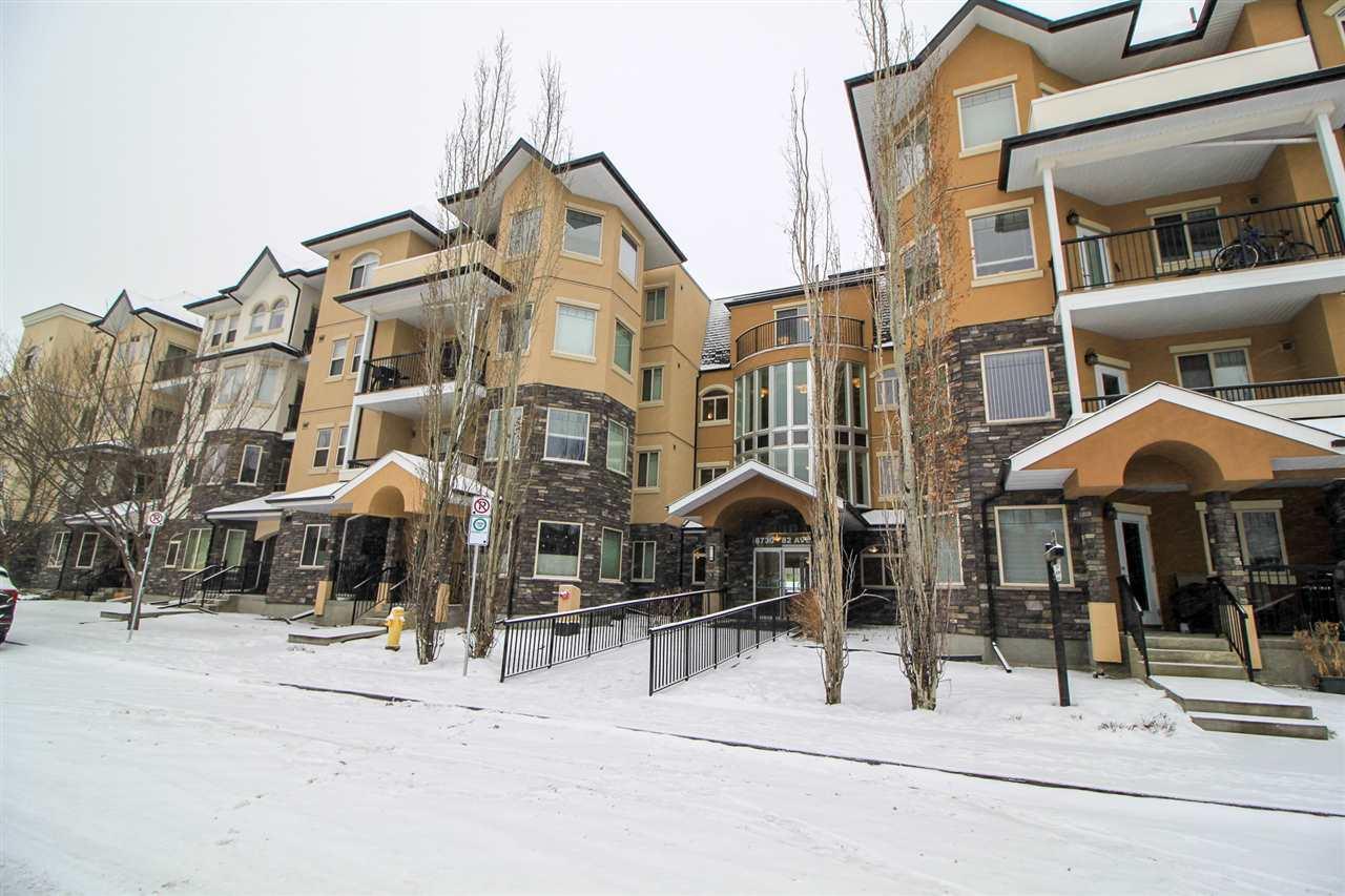 Buliding: 8730 82 Avenue, Edmonton, AB