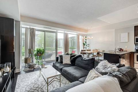Condo for sale at 90 Stadium Rd Unit 103 Toronto Ontario - MLS: C4487794