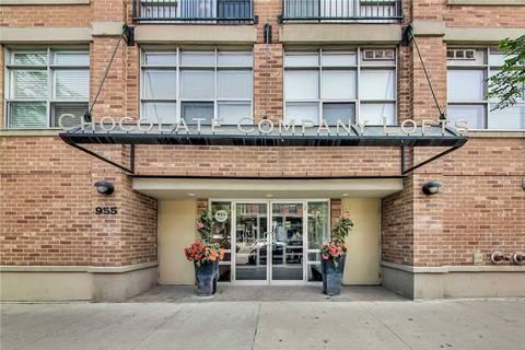 Condo for sale at 955 Queen St Unit 103 Toronto Ontario - MLS: C4518045