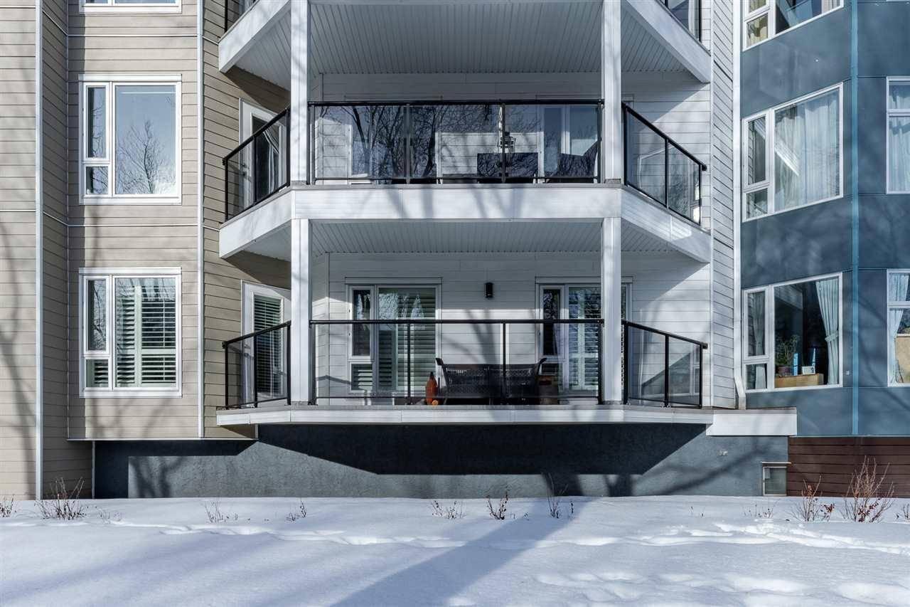 Condo for sale at 9905 112 St Nw Unit 103 Edmonton Alberta - MLS: E4187054