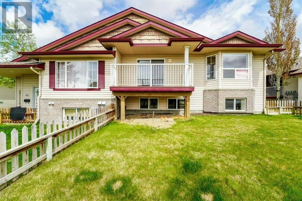 Townhouse for sale at 103 Addington Dr Red Deer Alberta - MLS: A1002179