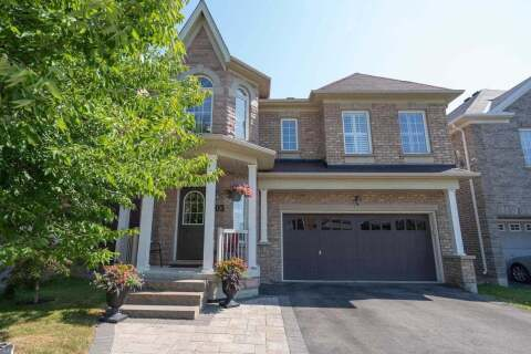 House for sale at 103 Art West Ave Newmarket Ontario - MLS: N4884125