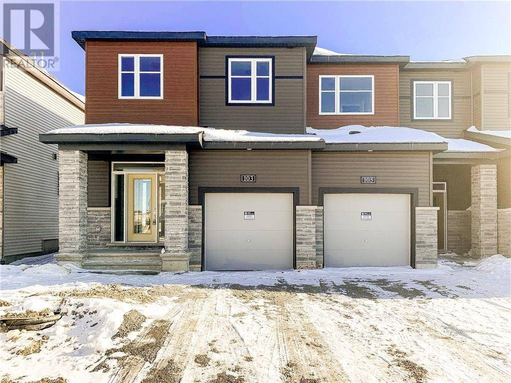 Townhouse for rent at 103 Aura Ave Nepean Ontario - MLS: 1182450