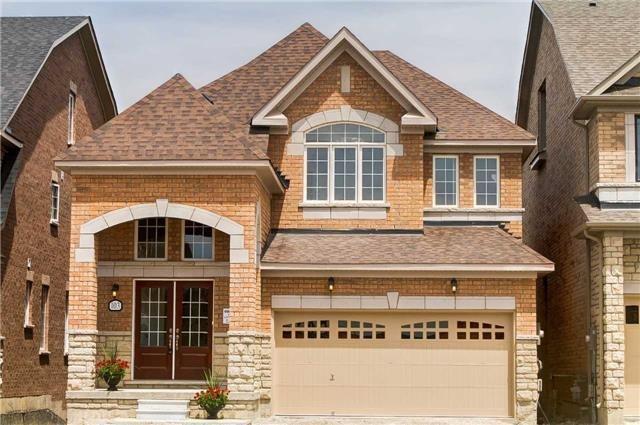 House for sale at 103 Bonnieglen Farm Boulevard Caledon Ontario - MLS: W4240922