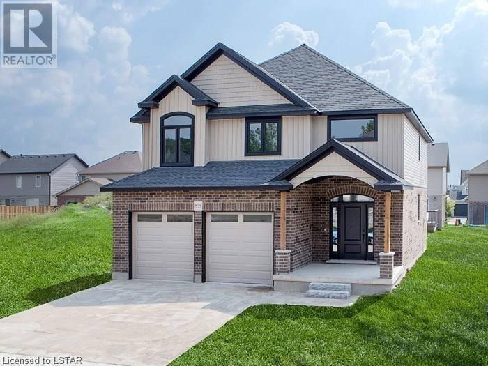 House for sale at 103 Bowman Dr Ilderton Ontario - MLS: 218850