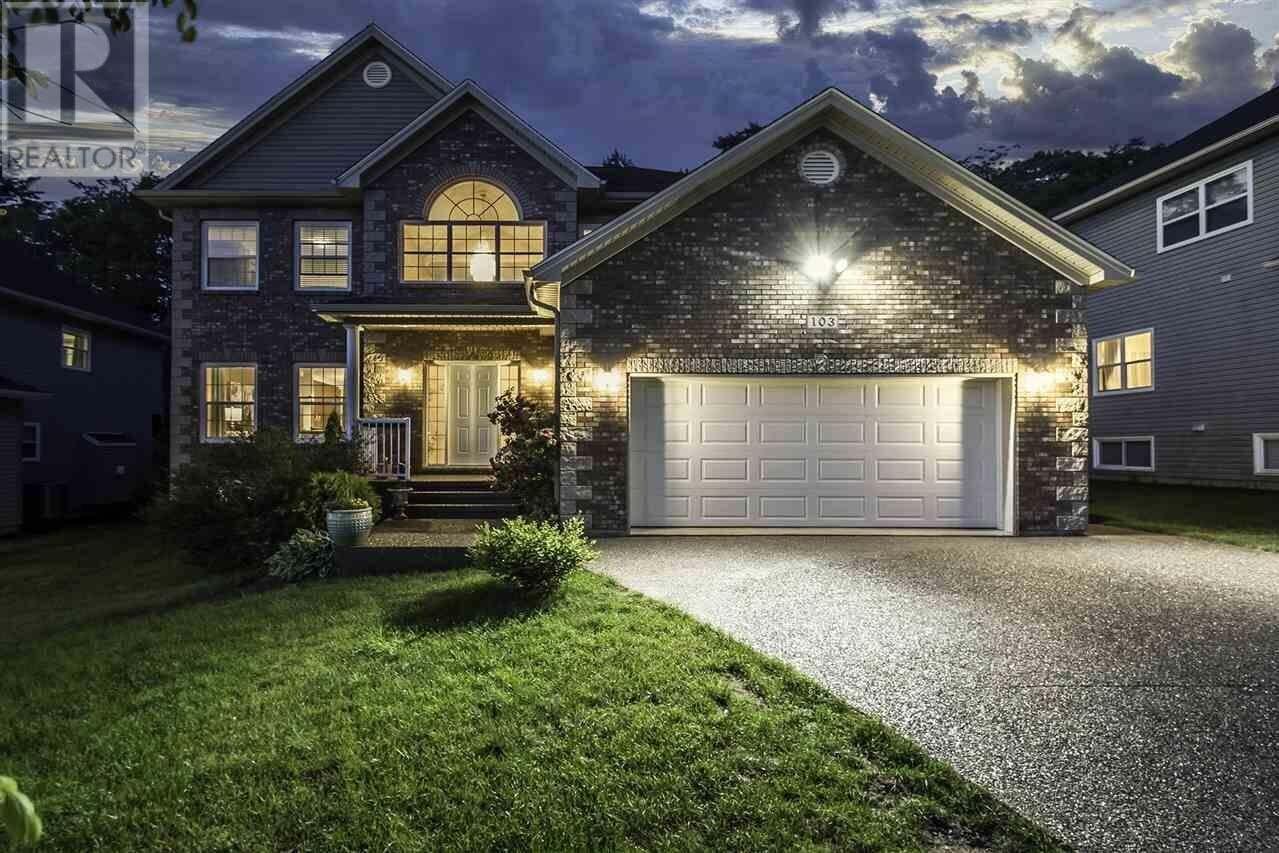House for sale at 103 Castlepark Gr Halifax Nova Scotia - MLS: 202012281
