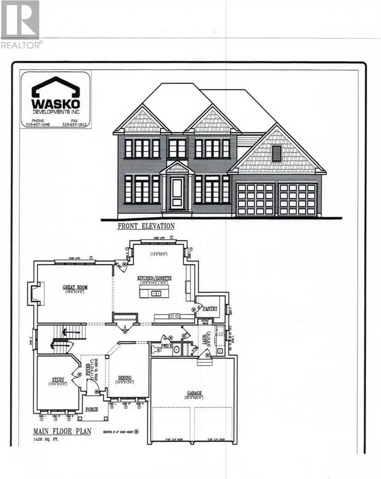 House for sale at 103 Caverhill Cres Komoka Ontario - MLS: 196568