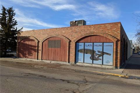 Commercial property for sale at 103 Centre St Vulcan Alberta - MLS: C4290151